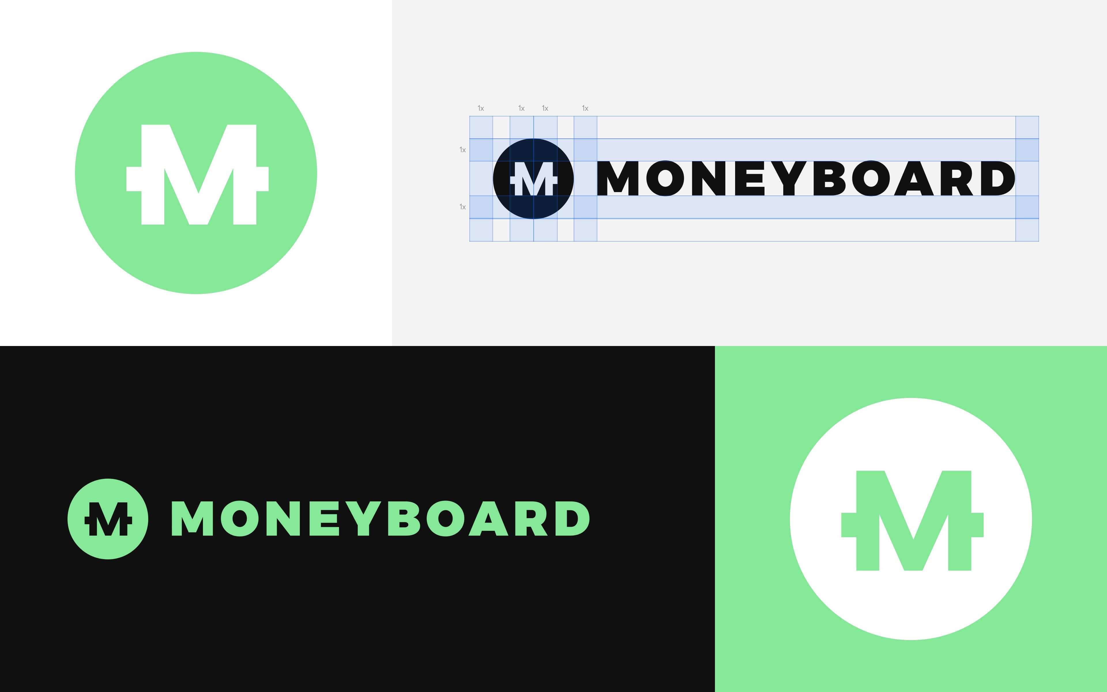 Branding-Moneyboard