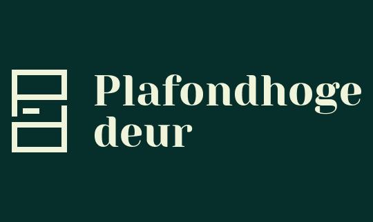 Plafonhogedeur