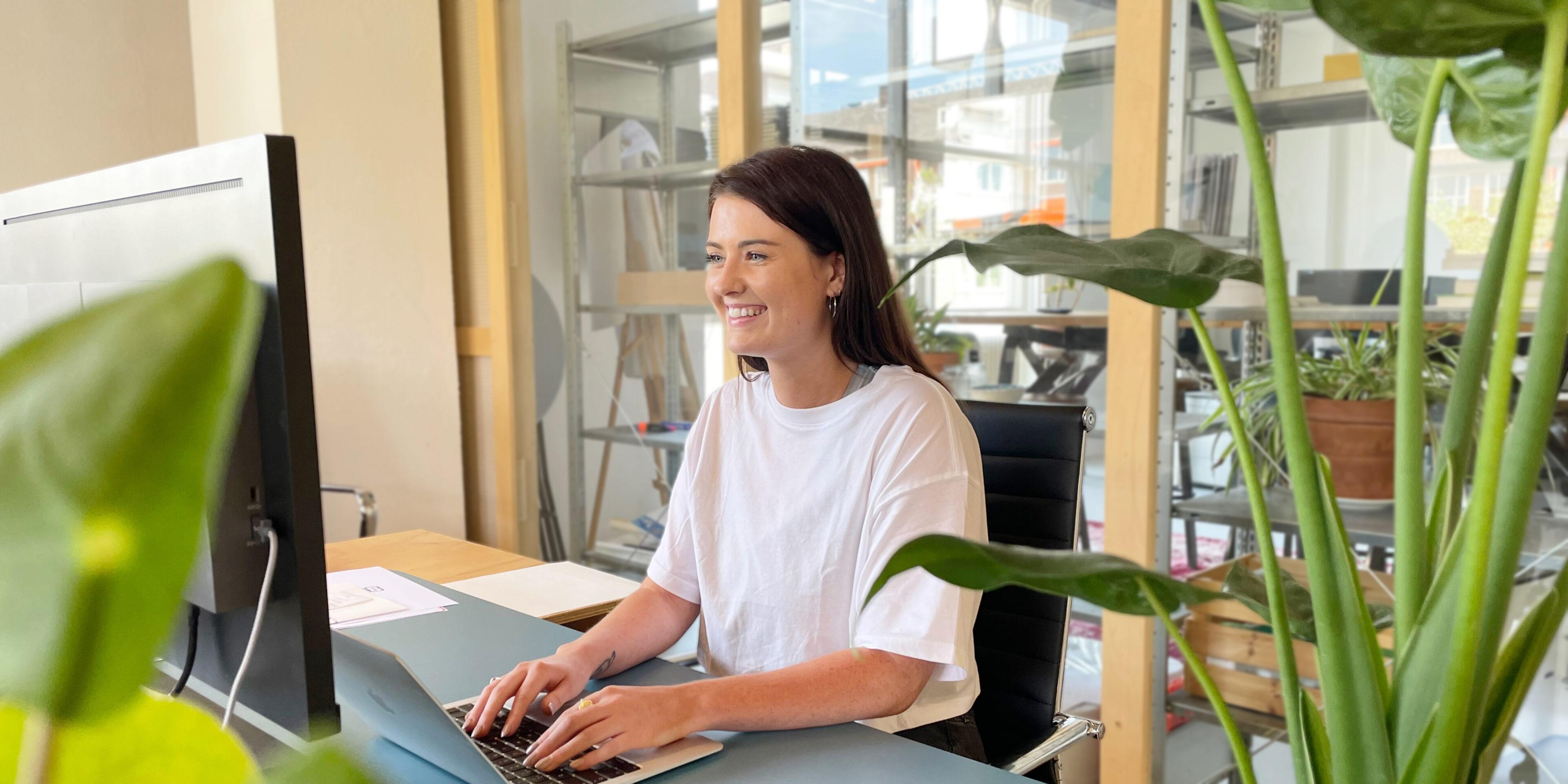 Wild Digital - Meet the Team - Emma Northridge - Front End Developer